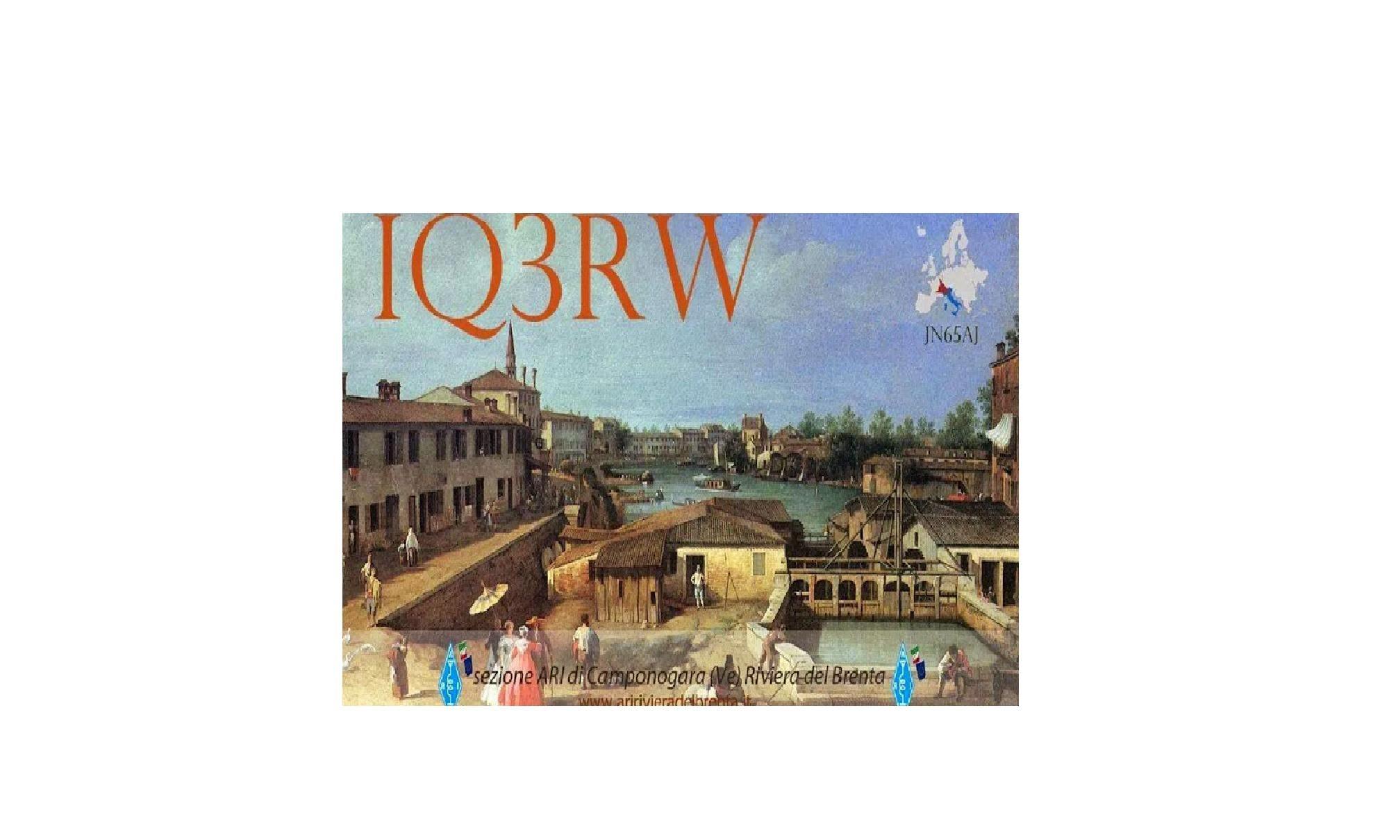 Sezione ARI Riviera del Brenta IQ3RW